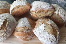 Bread  /  Brood en broodjes