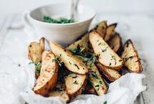 Kartoffel Liebe / Kartoffel Rezepte: Ich liebe Kartoffeln und könnte sie jeden Tag essen: Pommes, Fritten, Ofenkartoffeln, Gnocchi, Bratkartoffeln, gefüllte Kartoffeln...