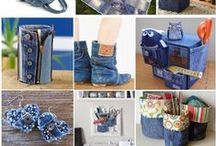 Jeans / denim and everything made out of it