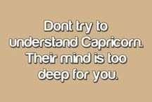 INFP/Capricorn / Its who I am.
