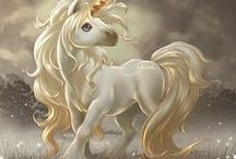 Unicorns!!!! / I BELIEVE IN UNICORNS!!!