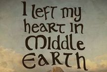 I Left My Heart In Middle Earth / I BELONG IN MIDDLE EARTH!!!!