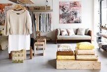 merchandise / visual merchandising, interior design, POS, graphics, shops, boutiques, retail display