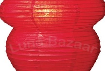 Beehive Paper Lanterns