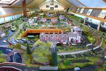 Model Train Layouts / Discover the best model train layouts and learn ideas to add to your own layouts.