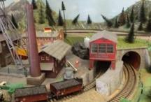 Model Train Videos