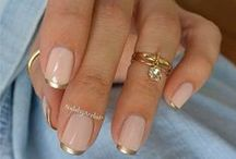 Always Have Nice Nails. / Nail polish doesn't have to be boring anymore.