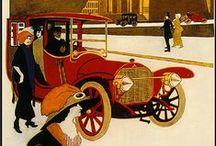 Old Car Ads