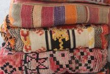 TRIBAL INFLUENCE. / Colour Heaven Inspired by Travel.