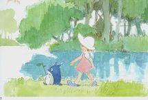 Totoro Ghibli