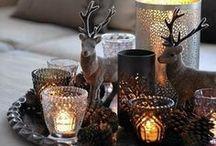 Christmas / Здесь прячется рождественское и новогоднее настроение.