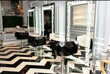 Spa & Salon Decorating / Ideas to ensure your salon is fresh, on trend and a relaxing destination for your clients.