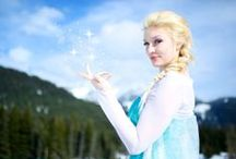 Elsa The Ice Queen / Frozen