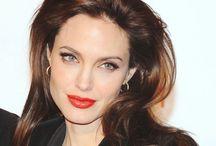Anjelina Jolie / Fierceness personified in one woman