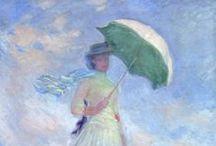 Monet / Impressionism inspiration