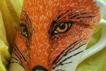 FOX...everything FOX / by KAREN MILLER