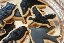 Taart en koekjes