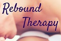 Rebound Therapy / Inspiration for my book Rebound Therapy, now free on Amazon, iBooks, Kobo, and Nook.  http://www.jericamacmillan.com/rebound-therapy