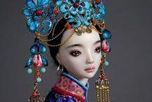 Marina Bychkova dolls