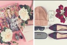 Flatlay Love / Flatlays are just so pretty to look at, these are some of my faves.
