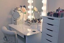 STORAGE MAKE UP / DECO