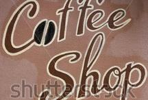 Coffee Shop / by Delarais Paquin