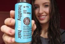 Sexy Hair Fans / Love our product? Post pics of the different ways you use our Sexy Hair products.  / by Sexy Hair