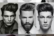 Men's Hair Styling / by Sexy Hair