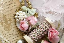 Vintage Pretties / These beautiful things have a few miles on them...a bit of dust, some patina, a tinge of rust, and all of a sudden they become beautiful old things... / by Linda  Peterson-Beckles