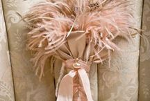 Just a Hint of Color and Blush / Just a whisper of color but not to be forgotten, The pins are beautiful things I find fabulous!! / by Linda  Peterson-Beckles