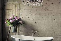 BATHROOMS / Bathroom Inspiration