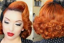 Vintage Hair / Beautiful vintage hairstyles from 30s to 70s!  / by Sexy Hair