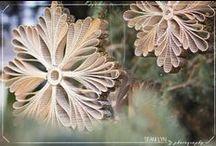 Flocons de neige * Snowflakes / Flocons de neige * Snowflakes