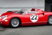 vintage GT Proto Sport Car racing