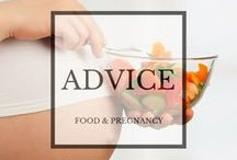 Advice: Food and Pregnancy / It can be hard knowing which foods are safe for your baby- this board aims to educate pregnant women on foods that are beneficial for themselves and their babies. #maternity #pregnancyadvice #food