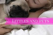 Babies and Pets / Cute photographs showing babies & animals... how can you resist!?  / by Mommylicious Maternity