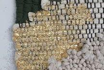 Kintsugi/Kintsukuroi / Korjaa kullalla. Vaatteen parsinta on niin kallisarvoista työtä, että sen voi tehdä kultalangalla. korjaussarjakollektiivi.wordpress.com   To repair with gold. Mend your clothes, darn your fabrics with gold.
