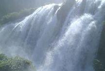 cascate delle marmore / viaggi in Italia