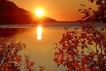 tramonti / tramonti