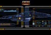 Star Trek Online - Ships / Star Trek Online: Explore strange new worlds, seek out new life and new civilizations, and boldly go in this expanding vast universe. http://www.startrekonline.com