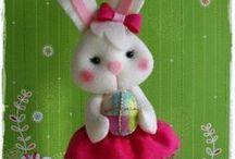 Feltro - Easter
