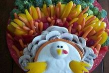 Thanksgiving / This is a group board for Thanksgiving! Time to cook that turkey and watch and work on those fall crafts.  Post your own ideas and get inspiration from other's pins!