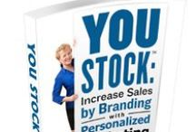 You Stock: Personalized Marketing Photography / by Alina Vincent Photography