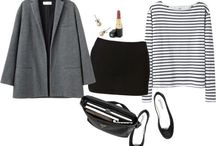Parisian Chic Style / Parisian chic women fashion