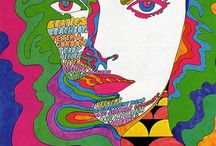 1960s Psychedelia / A very sixties look
