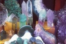 crystals,rocks & minerals / crystals..healing,beautiful,also rocks & minerals / by lynn (moonwitch) lee