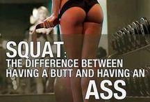 Squat for Butt