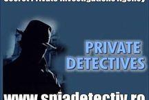 Agentie detectivi particulari S.P.I.A. in Romania