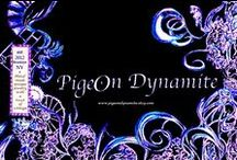 Pigeon Dynamite / Work by PD, Shop Announcements, Events, Special Coupons by #PigeonDynamite www.etsy.com/shop/PigeonDynamite