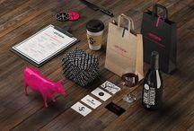 Branding / Branding and packaging.